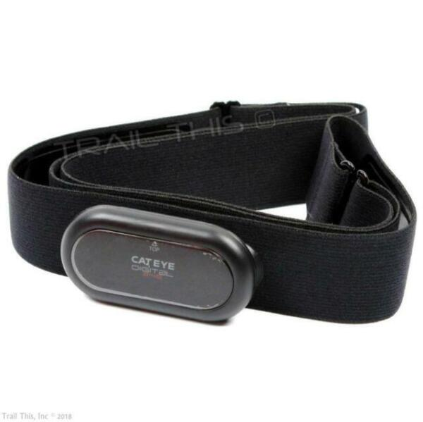 Black CatEye 160-2395 V3 Heart Rate Sensor Belt