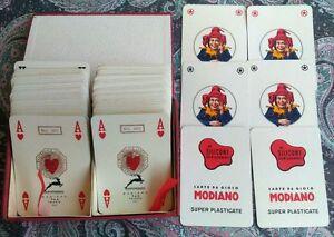 Modiano-1967-TRAGHETTI-CANGURO-Sardi-Societa-Navi-Traghetto-SNT-carte-da-gioco