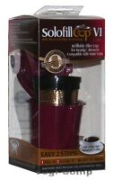 Solofill Cup V1 Refillable Reusable 24k Gold Filter For Keurig Vue Brewers