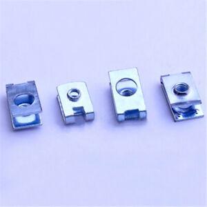 20pcs-M4-M5-M6-Spring-Clamp-Chimney-U-Nut-Quick-Clip-Fastener-Assorted-Kit-US