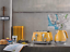 Delonghi-KBOC2001Y-1-7L-Icona-Capitals-Kettle-with-Swivel-Base-New-York-Yellow thumbnail 3