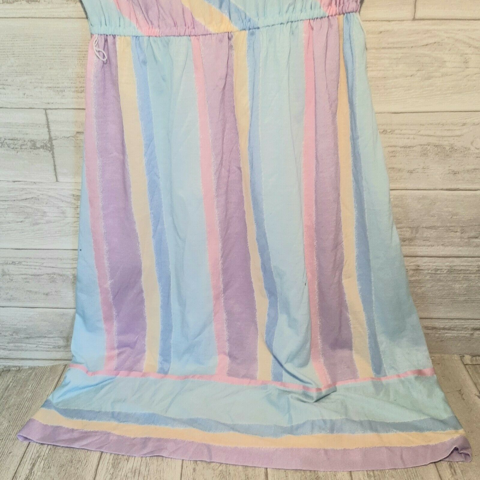 Vintage Ms. Claire New York Sleeveless Easter Dre… - image 4