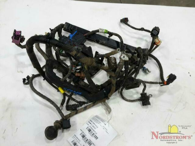 2012 Chevy Sonic Engine Wire Harness 10