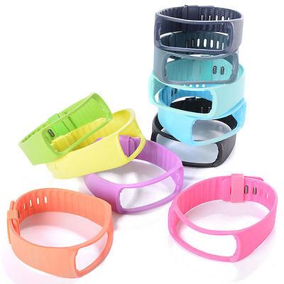 10PCS Wristband Ersatzband mit Schließe Armband für Samsung Gear Fit SM-R350