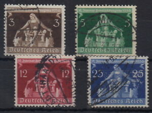 DEUTSCHES-REICH-Mi-617-620-Satz-gestempelt-ansehen-MW-3-00-DR617sg-1