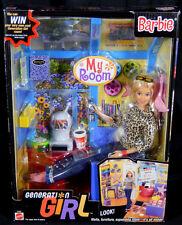 NIB BARBIE DOLL 2000 GENERATION GIRL MY ROOM BARBIE