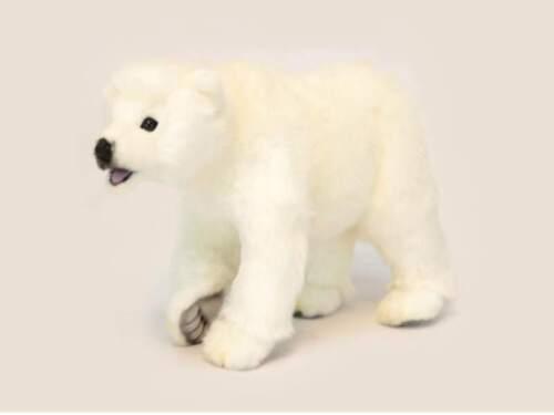 Eisbär stehend 40 cm Kuscheltier Plüschtier Hansa Toy 6302