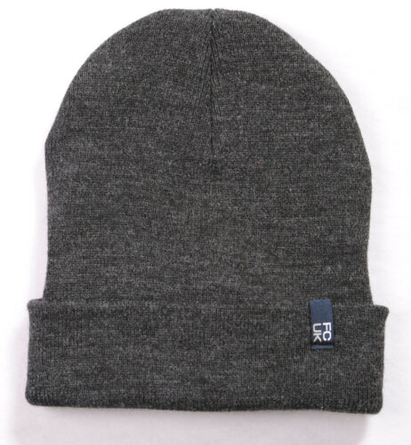BOBBLE HATS WOOLY SKI Headwear Fashion Clothing Plain Mens Ladies BEANIE HAT