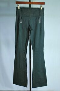 Lululemon-Athletica-Gray-Yoga-Pants-Women-039-s-Sz-8