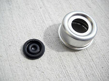 2.44 Trailer Axle Dust Cap Cup Grease Cover RV Camper EZ Lube