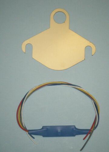 DURAMAX EGR Block Plate Signal Modifier Blocker 2004.5-2005 LLY O Finger Stick