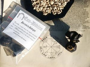 Mandragore-vrai-pure-mise-en-bourse-talisman-de-protection-esoterisme-magie-Rare
