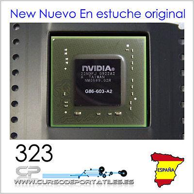100% Vero 1 Unidad Original Nvidia G86-603-a2 G86 603 A2 Bga Con Bolas Sin Pomo(nuevo New)