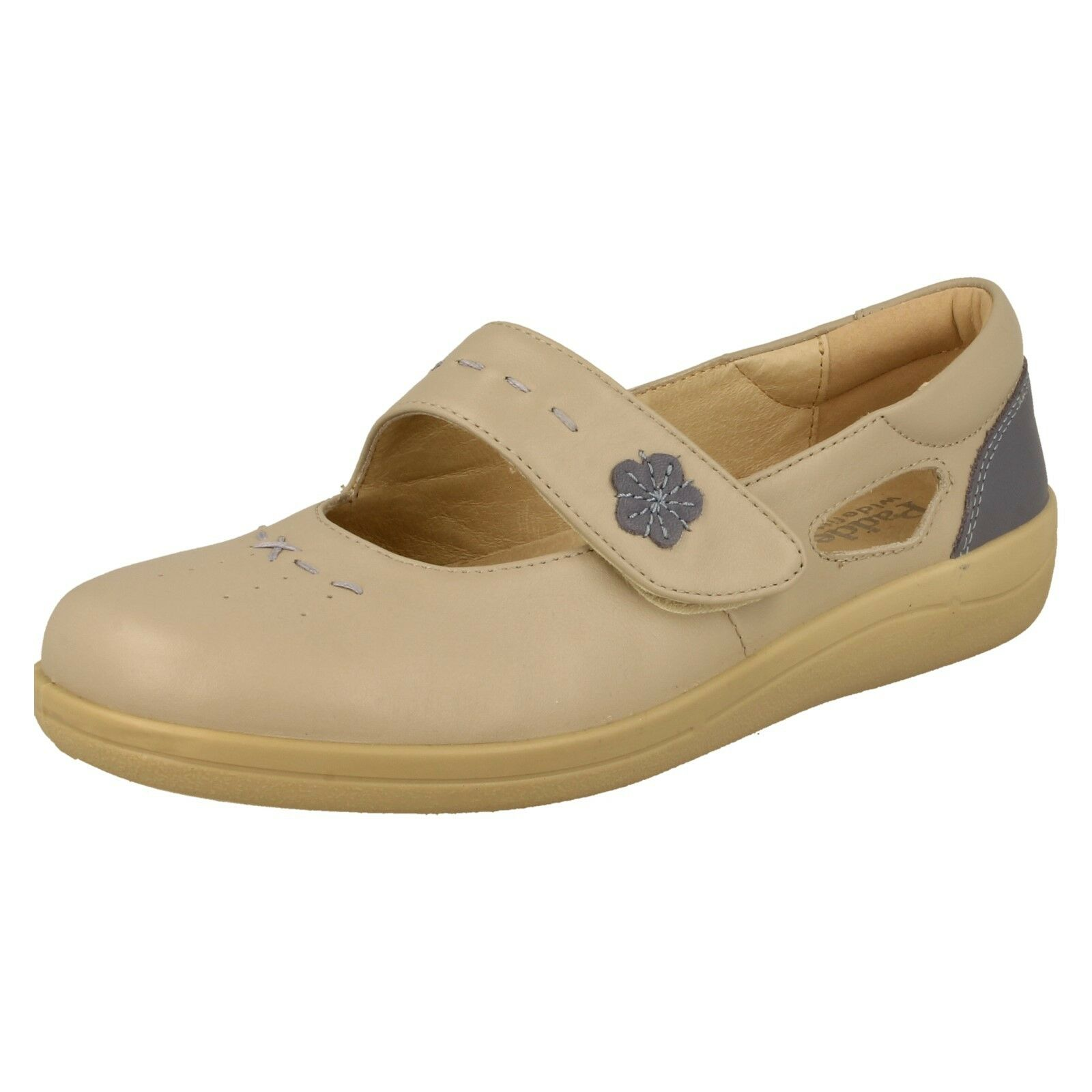 Ladies Padders Wide Fitting shoes - Libra