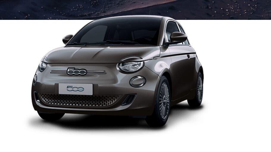 Fiat 500e  Icon 3+1 4d - 229.890 kr.