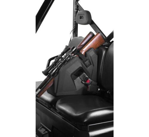 Seizmik ICOS Universal In Cab On Seat 2 Gun Holder Rack Ranger Defender Mule