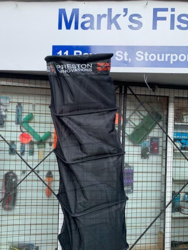 Preston Innovations 3m Space Saver Keepnet Carp Match Net NEW