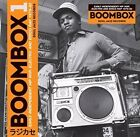 Boombox 1: Early Independent Hip Hop, Electro and Disco Rap 1979-82 by Various Artists (CD, May-2016, 2 Discs, Soul Jazz)