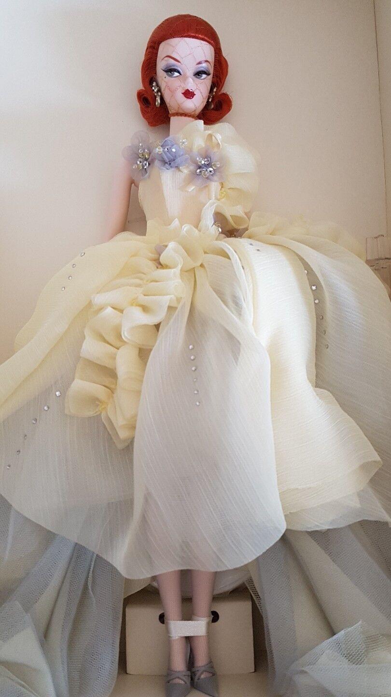 Barbie Silkstone Gala Gown Oro Label anno 2018