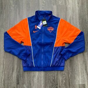 NEW Nike New York Knicks Windbreaker