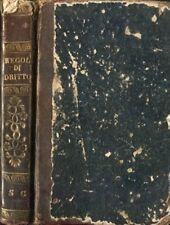 BREVIARUM ADVOCATORUM SEU ROTUNDIORES JURIS REGULE NAPOLI 1839 (LA949)