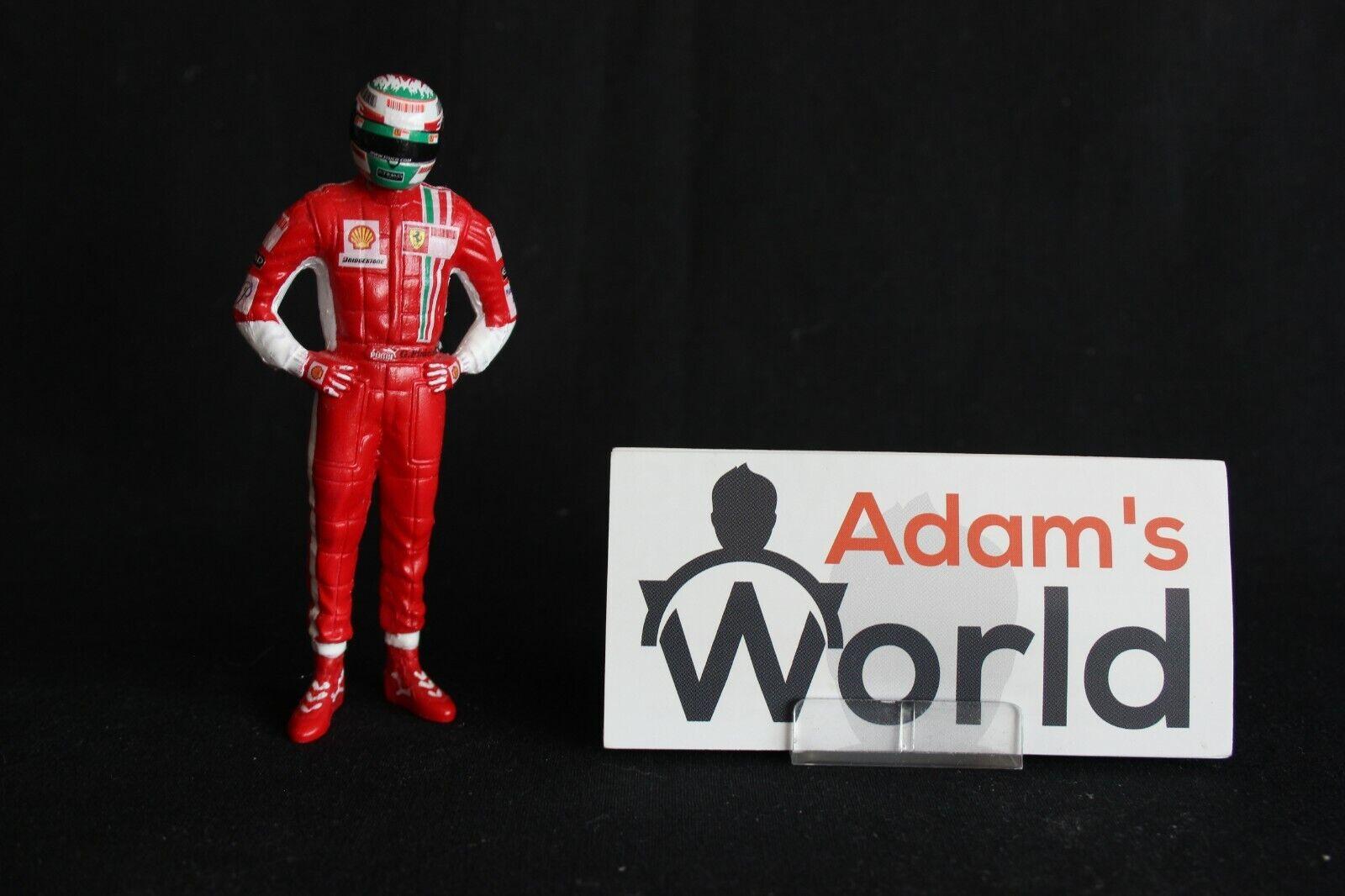 Figurine GianCochelo Fisichella (ITA) 1 18 Ferrari F1 2009 (PJBB)