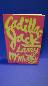 Cadillac-Jack-by-Larry-McMurty-1st-Edition-1st-Print-HCDJ-VINTAGE-1982