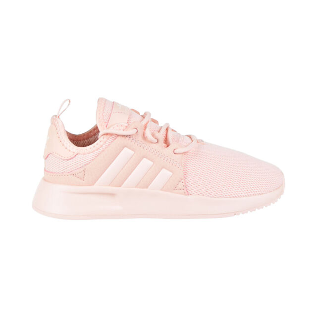 adidas Originals Shoes SNEAKERS Toddler Girls X PLR C Ice Pink Size 3 BY9887
