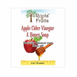Roots-amp-Fruits-Bar-Soap-Apple-Cider-Vinegar-amp-Honey-5-O