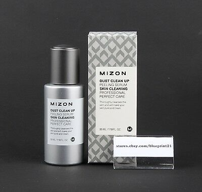Mizon Dust Clean Up AHA 4% Peeling Serum 35ml Brand New Free Shipping