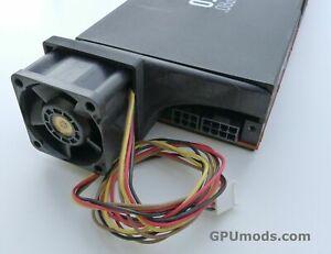 AMD-FirePro-Cooling-Fan-Shroud-Mounting-Kit-S7150x2-S9000-S9050-S9150-S9170