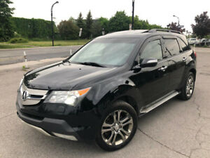 2008 ACURA MDX TECHNOLOGIE GPS/CAMERA RECULE 7 PLACE 7000$ nego