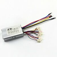 48v 1000w Electric Bicycle E-bike Scooter Brush Dc Motor Speed Controller