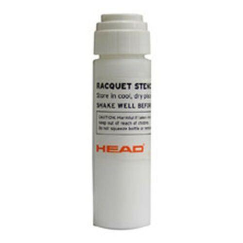 Racquet Stencil Ink Saitenstift weiß HEAD Logostift Colorstift NEU