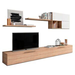 Mobili Per Sala Da Pranzo Soggiorno Moderno Con Modulo Tv Antara Ebay