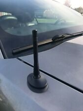 """7/"""" Black Stainless Antenna Mast Power Radio AM//FM for FORD MUSTANG 1979-2009 New"""