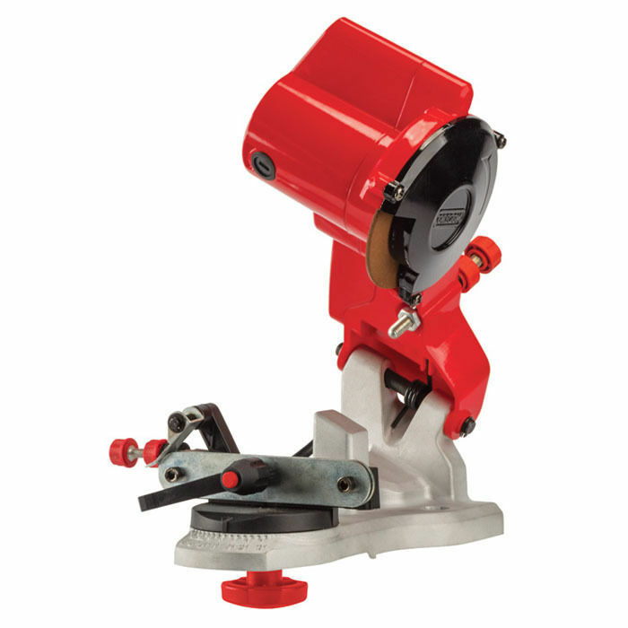 Oregon Bench Mount Chain Mini Grinder, Model  310-120