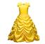 Children-Girls-Beauty-and-the-Beast-kids-Princess-Belle-Dress-UP-Set-B1 thumbnail 2