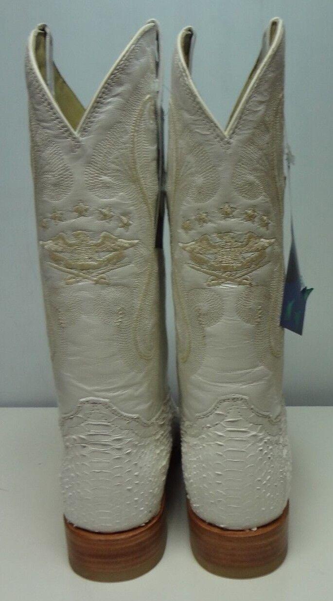 Nuovo Uomo'S Real Genuine Python Snake Skin Genuine Real Pelle Cowboy Stivali Rodeo Western C262 9ccbc7