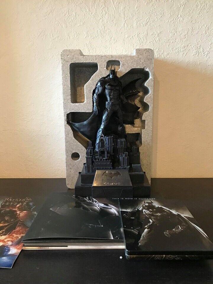 Playstation 4, Batman Arkham Knight spil