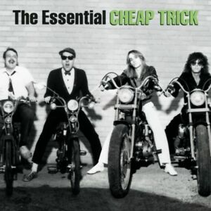 CHEAP-TRICK-ESSENTIAL-GREATEST-HITS-2CD-SET-SEALED-FREE-POST