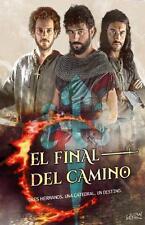 """ESPAÑA,SERIES,"""" EL FINAL DEL CAMINO"""" UNICA TEMPORADA, 2017, 3 DVD, 8 CAPITULOS"""