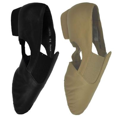 black or tan Leo/'s Split sole Jazz // greek sandal LS4002L all sizes