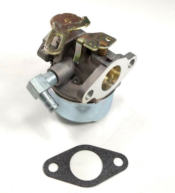 Carburetor Carb for Yard Machines MTD 31A-611D206 Snow Thrower Tecumseh engine