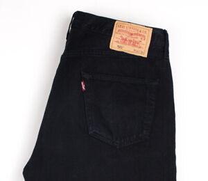 Levi's Strauss & Co Hommes 501 Droit Slim Jean Taille W36 L34 AOZ1101