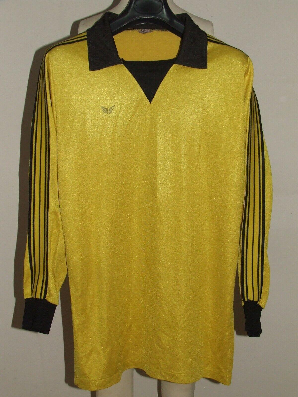 Fußballtrikot Trikot Vintage Erima n°4 Hergestellt in West Deutschland (180)