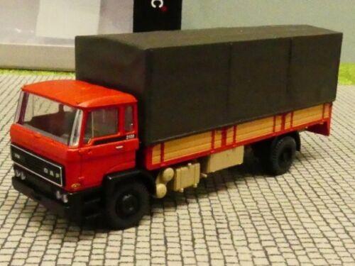 1//87 Artitec DAF 2100 Kipp-conductor casa cabina B rojo 487.052.02