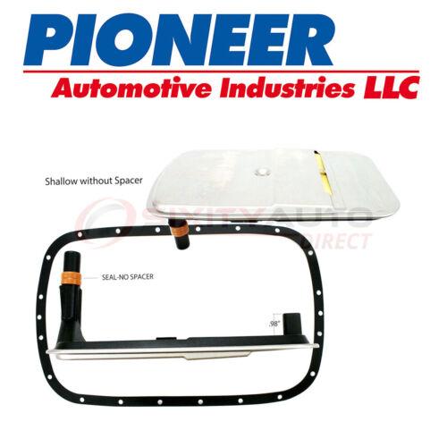 Pioneer Auto Transmission Filter Kit for 2004-2009 Cadillac SRX 3.6L 4.6L V6 pc