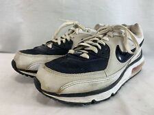 Nike Womens Air Max 90 Low Top Lace up Fashion SNEAKERS Blue