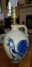 Rowe pottery 1986 Rooster lamp